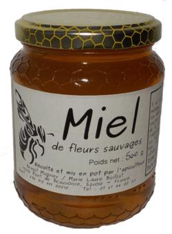 Miel de producteur, produit en Savoie