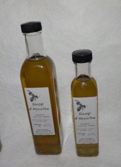 Sirop d'absinthe Bio