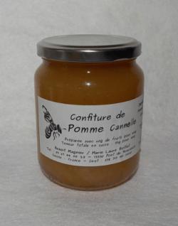 Confiture de Pomme Canelle